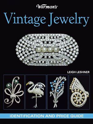 Warman's Vintage Jewelry: Identification and Price Guide (Warmans) by Lesher,…