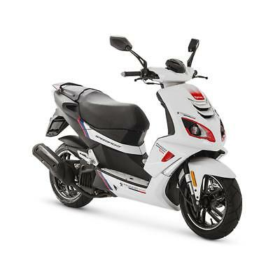 PEUGEOT SPEEDFIGHT 4 125cc R-CUP SCOOTER BRAND NEW ZERO MILES - UNREGISTERED