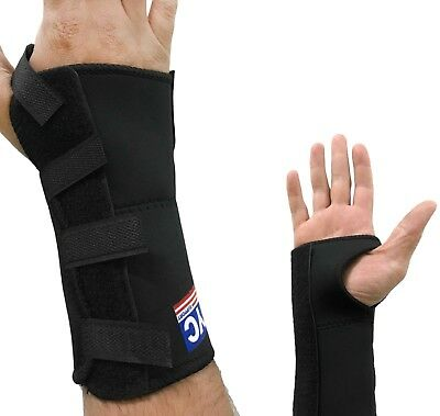 Carpal Tunnel Splint Wrist Braethable Brace Hand Support Fracture Right Left NHS