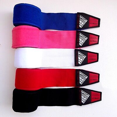PDX 3.5 m Hand Wraps Inner MMA Boxing Gloves Bandages Training Muay Thai Stretch