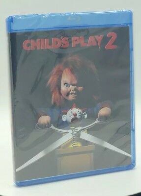 Childs Play 2 (Blu-ray Disc, 2018) NEW