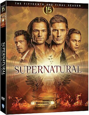 SUPERNATURAL 13 (2017-2018) Horror Demons Action TV Season Series - Aus Rg4 DVD