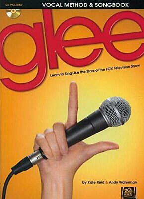 Glee Vocal Method & Songbook Learn To Sing Voice Bk/Cd (Vocal Inst... by VARIOUS