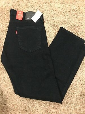 NWT Levis 505 Mens Jeans Regular Fit WStretch Straight Leg Many Sizes 505-1432