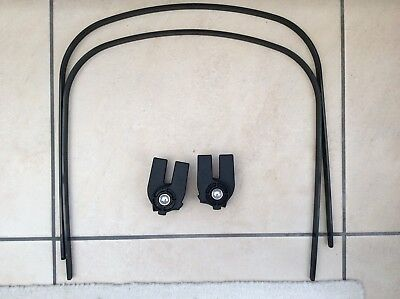 Bugaboo Cameleon 1 2 3   Hood Rods And Clamps