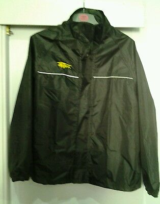 Motrax Motorcycle Bike Scooter  Waterproof Jacket  Unlined  Large