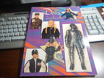 Antique Reference Book Dolls in Uniform by Joseph Bourgeois