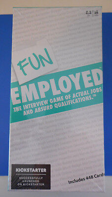 Funemployed: The Interview Game of Actual Jobs and Absurd Qualifications NIB