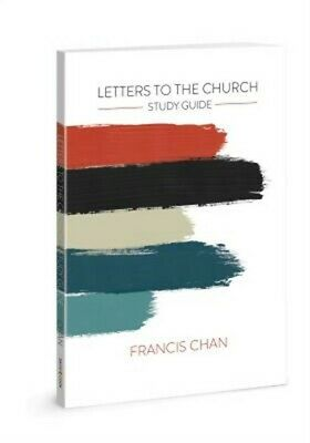 Letters to the Church: Study Guide (Paperback or Softback)