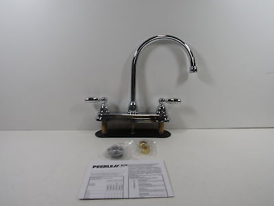 For Peerless P299575LF Apex Two Handle Kitchen Faucet, Chrome