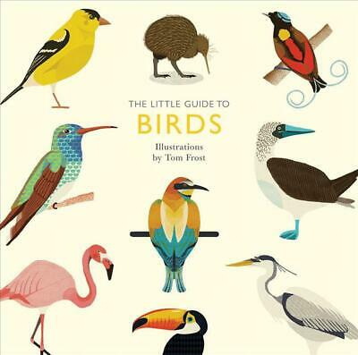 Little Guide to Birds by Alison Davies Hardcover Book Free Shipping!