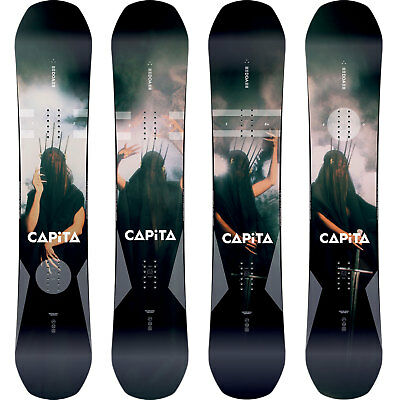 Capita Defenders of Awesome Doa Men's Snowboard all Mountain 2019 New