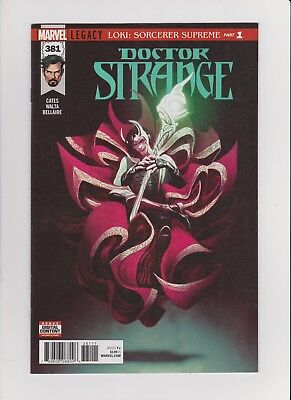 Doctor Strange #381 NM 9.2/9.4 Donnie Cates, 1st Print! HOT!!!