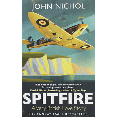 Spitfire - A Very British Love Story (Paperback), New Arrivals, Brand New