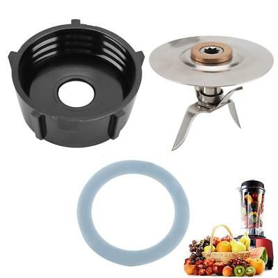 Parts For Oster Osterizer Blender Cutter & Replacement Base Bottom Cap & Gasket