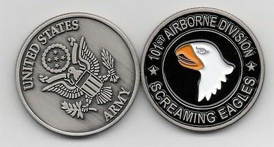 WW2 - Pièce collection 101st Airborne Division - Screaming Eagles