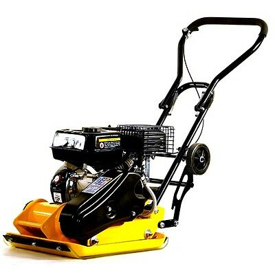 Handy Used Compactor Plate Ex Demo Approx 8Hrs Use