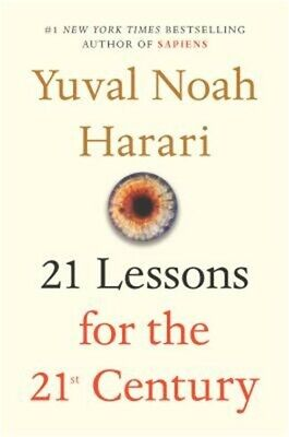 21 Lessons for the 21st Century (Hardback or Cased Book)