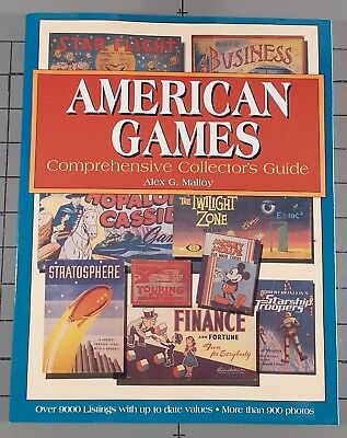 American Games Comprehensive Collector's Guide