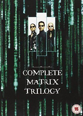 Complete Matrix Trilogy [DVD] [1999] -  CD 20LN The Fast Free Shipping