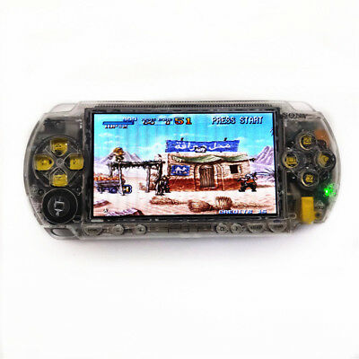 Refurbished Sony PSP-1000 Clear White Handheld System Very Good Condition