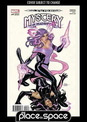 The Hunt For Wolverine: Mystery In Madripoor #4C - Spoiler  Variant  (Wk34)