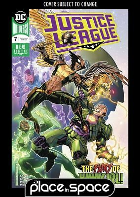 Justice League, Vol. 3 #7A (Wk36)