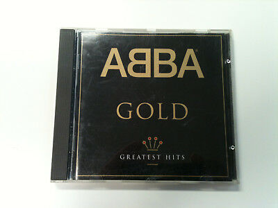 ABBA - GOLD - CD Album © 1992 (Dancing Queen,Take a chance on me,Waterloo..