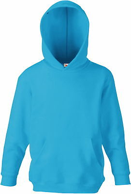 Kinder Hoodie Classic Hooded Sweat Kids von Fruit of the Loom # kapuzenpullover