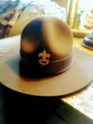 Vintage boy scouts of america hat