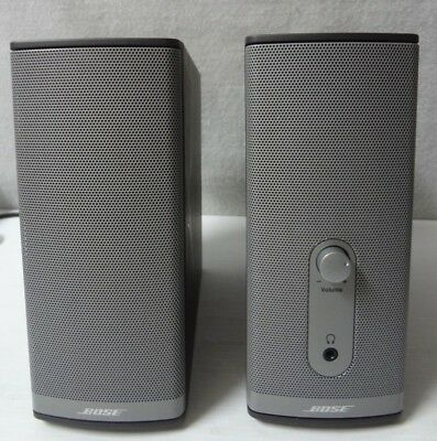 Bose Companion 2 Series II Multimedia Speaker System  -25