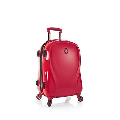 """Heys Xcase 2G 21"""" Carry-on Spinner Luggage"""