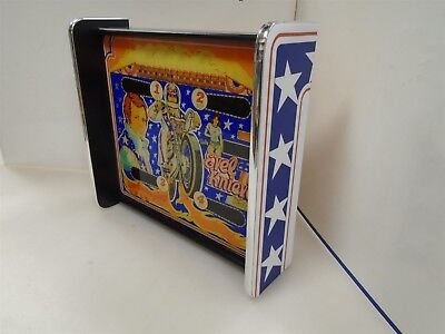 Bally Evel Knievel Pinball Head LED Display light box