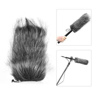 Pro Furry Microphone Windscreen For TAKSTAR SGC-598 Sony EMC965 NV1 XM1 CG60