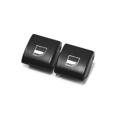 2 x BMW 3 Series E46 WINDOW CONTROL REGULATOR FRONT SWITCH BUTTON COVER D03