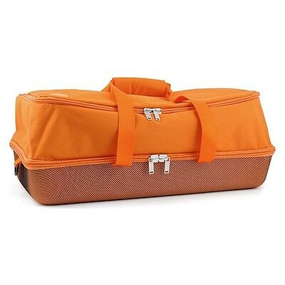 SAMSONITE 'Scope Duffle Bag' - Marc NEWSON - orange - NEU