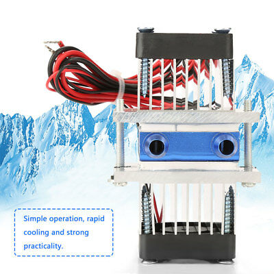 120-360W DIY Semiconductor Refrigeration Cooler Peltier Water Cooling System Hot