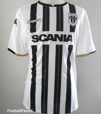SCO ANGERS Official Kappa Home Shirt 2018-2019 Large NEW Jersey Maillot Domicile