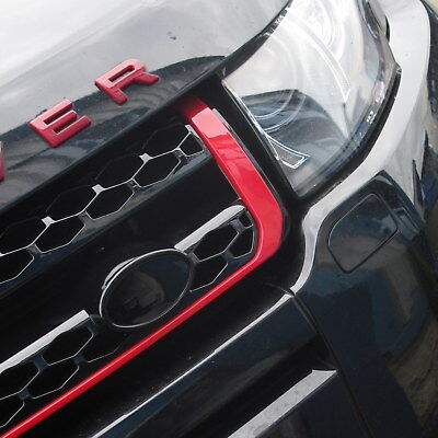 Autobiography RED edition front grille Range Rover Evoque Pure Prestige Dynamic