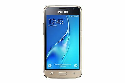 ** Samsung Galaxy J1 (2016) in gold Handy ***  DUMMY