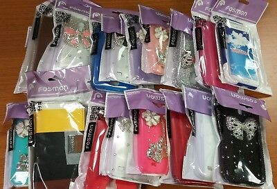 Wholesale Lot 50 PCS Brand New Fosmon Phone Cases for Samsung Galaxy S4 S IV