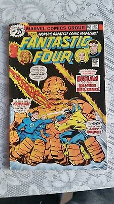 Fantastic Four  No.169  APR  1976   FREE POSTAGE UK