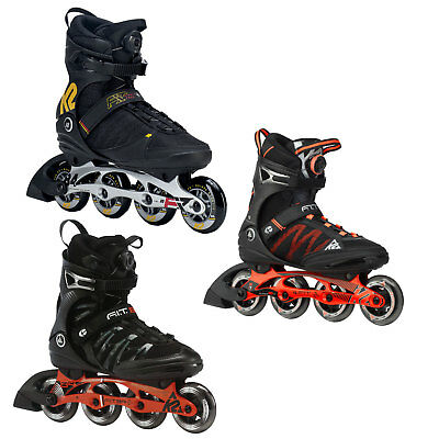 K2 for I T. Fit 84 Boa M MEN'S Roller Blades Fitness Inline Skates New