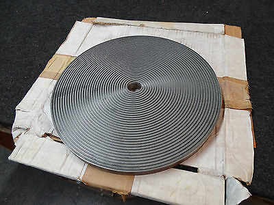 "Kemet  Hyprez Engis 12"" Round TIN Lapping Polishing Plate"