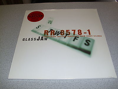 GLASSJAW - Everything You Ever Wanted to Know About Silence - 180g 2LP Vinyl