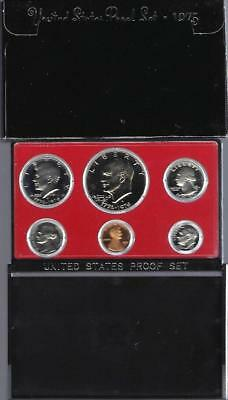 US 1975 Mint Proof Set as Issued by US Mint