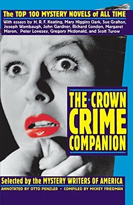 The Crown Crime Companion: The Top 100 Mystery Novels of All Time by Mystery…