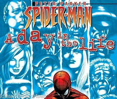 Peter Parker Spider-Man Vol. 1: A Day in The Life Tpb 2001 - Marvel