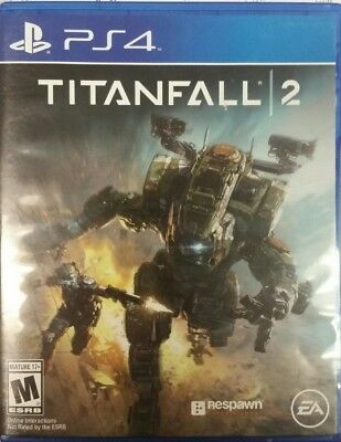Titanfall 2 (PlayStation 4) PS4