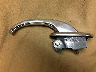 1949 Ford passenger car outside stainless door handle assembly, 8A 7022400